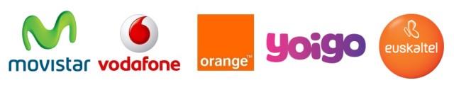 Operadores SMS solidario: Movistar, Vodafone, Orange, Yoigo y Euskaltel